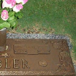 Annie E <i>Spiers</i> Tobler