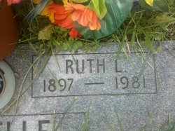 Ruth Lareine <i>Duckworth</i> Busselle