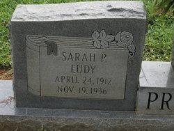 Sarah P. <i>Presson</i> Eudy
