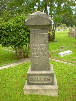 Mary <i>Marshall</i> Dallas