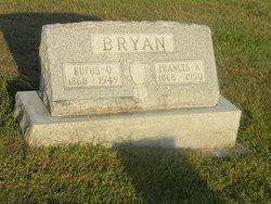 Frances Alla <i>Dillinger</i> Bryan