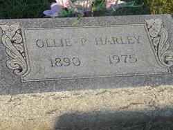 Ollie P <i>Bryan</i> Harley
