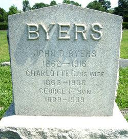 John D Byers