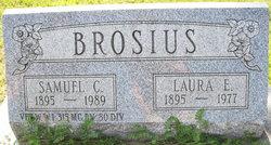 Laura E. <i>Wayland</i> Brosius