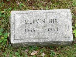 Melvin Hix