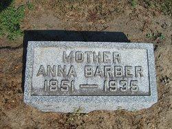 Anna Maria <i>Brabben</i> Barber