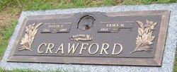 David E Crawford