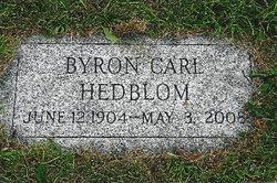 Byron Carl Hedblom