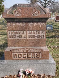 Fanny J <i>Williams</i> Rogers