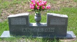 Muriel <i>Quarles</i> Anderson