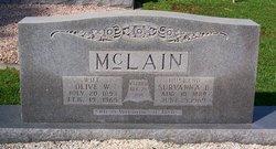 Survanna Bell Vann McLain