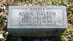 Anna Inez Annie <i>Tucker</i> Dalton