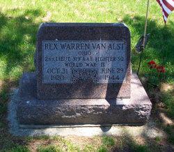 Rex Warren Van Alst