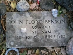 John Floyd Benson