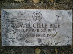 Ada Lucille Bice