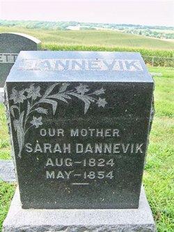 Sarah Dannevik