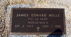PFC James Edward Mills