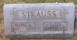 Ralph Strauss