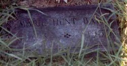 Nettie Marie <i>Hunt</i> Baird