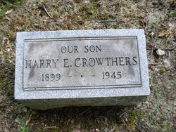 Harry Edward Crowthers