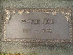 Maude Ake
