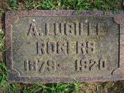 Ardella Lucille Rogers
