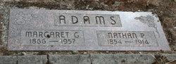 Nathan P Adams