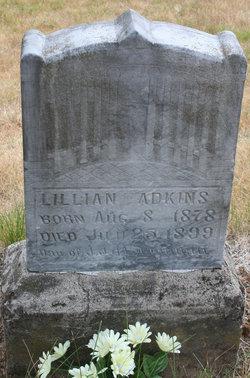 Lillian <i>Mallatt</i> Adkins