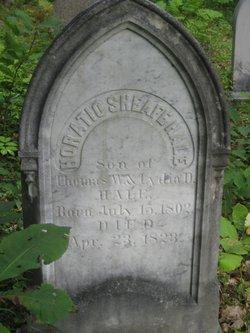 Horatio Sheafe Hale