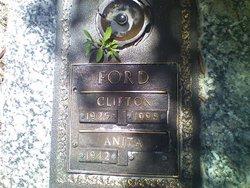 Anita Ruth <i>Vachon</i> Ford