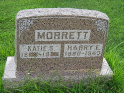 Harry E Morrett