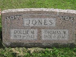 Dollie M <i>Kelly</i> Jones