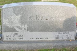 William Bert Kirkland