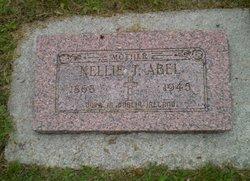 Eleanor T. <i>McNally</i> Abel
