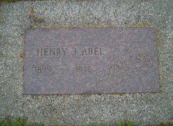 Henry Joseph Abel