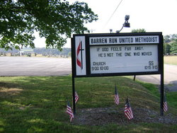 Barren Run Methodist Cemetery