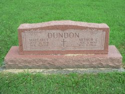 Margaret <i>Searcy</i> Dundon