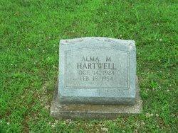 Alma M Hartwell