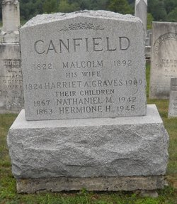 Harriet Augusta <i>Graves</i> Canfield