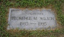 Florence M Wilson