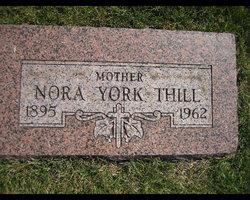 Norah <i>York</i> Thill