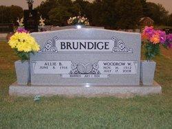 Woodrow Wilson Brundige
