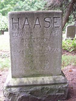 Amelia <i>Hollman</i> Haase