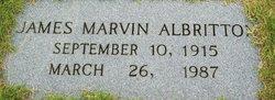 James Marvin Albritton