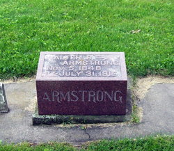 Walter B Armstrong