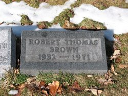 Robert Thomas Brown