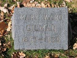Mary Raworth Minnie <i>Ward,</i> Brown, Gilman