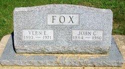 Vern Elizabeth <i>Kehoe</i> Fox