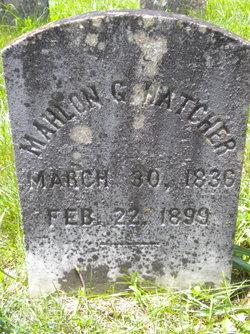 Mahlon Gregg Hatcher