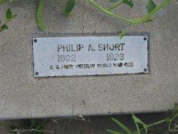 Philp Arthur Short